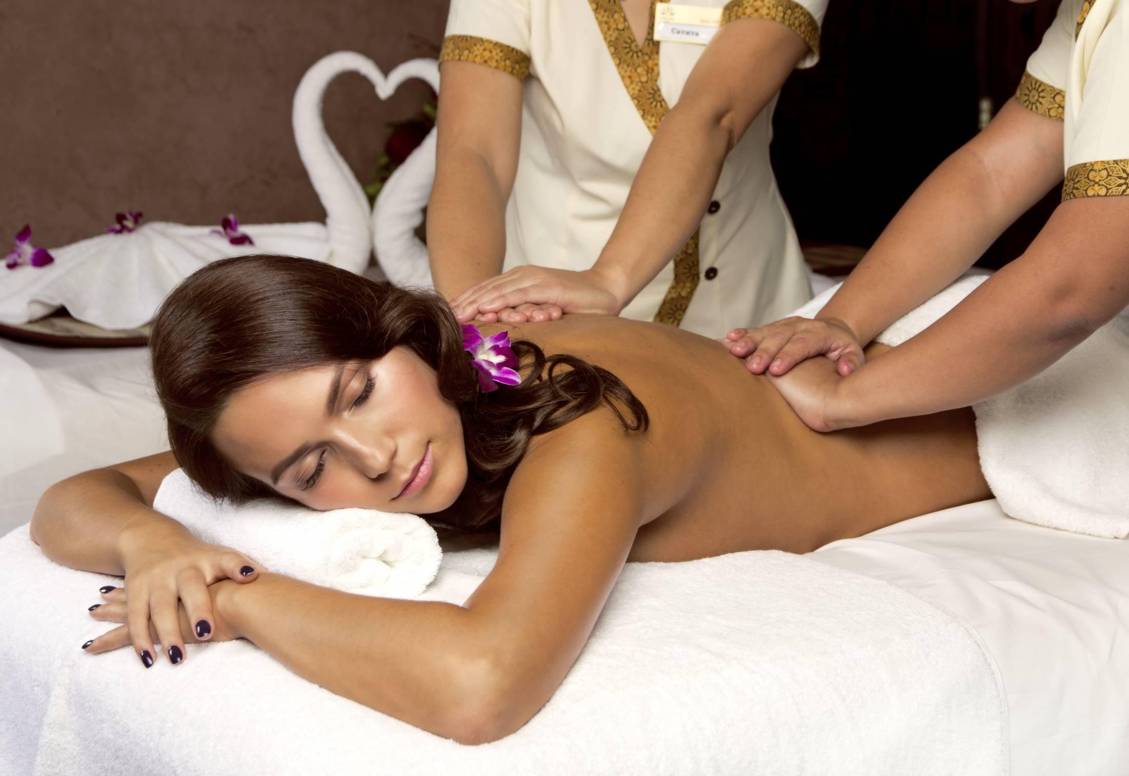 Лесбийский массаж салон цена